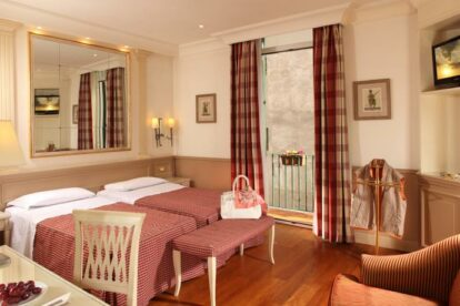 Hotel Villa Glori Rome
