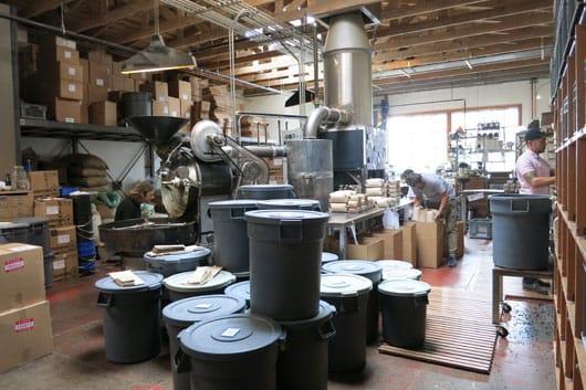 Four Barrels Coffee