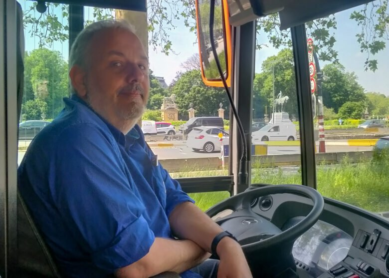 Brussels Through The Eyes Of a Bus Driver