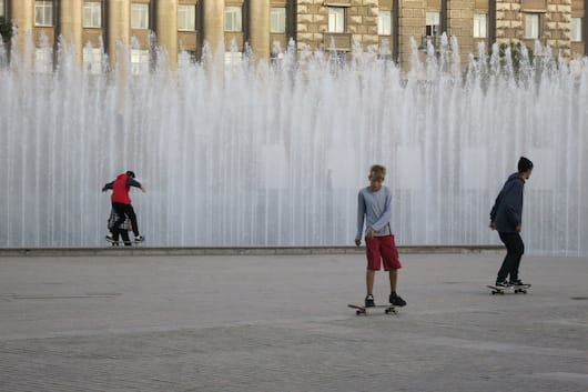 Saint Petersburg boarders
