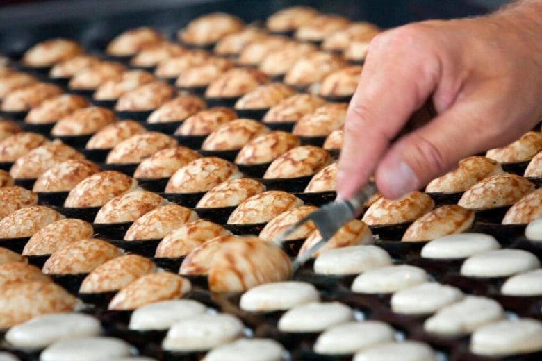 Poffertjessalon Seth Rotterdam pancakes