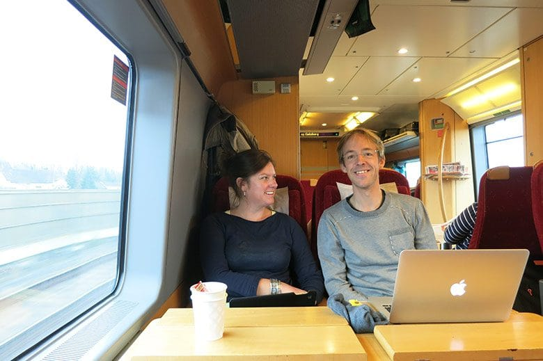 Our new partnership with Eurail / Interrail!