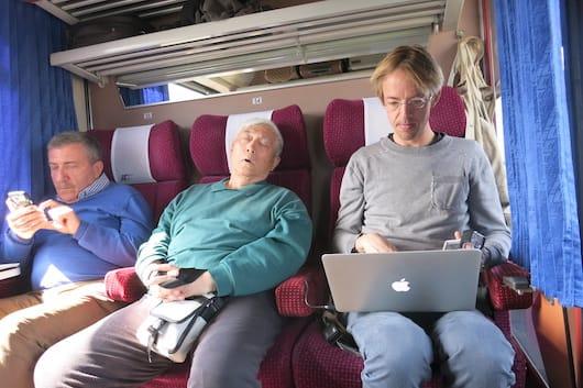Interrail 6 - Berlin - Warsaw 2