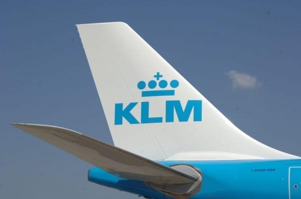 KLM tail