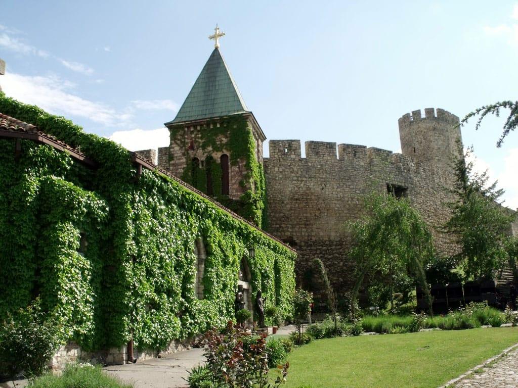 Kalemegdan Fortress - by Pascal Willuhn