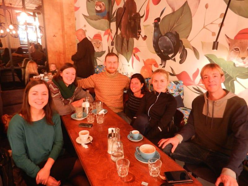 Kiev Spotters meeting 4