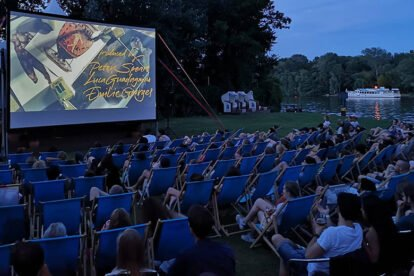 Europe's Best Local Open Air Cinemas for Summer 2019