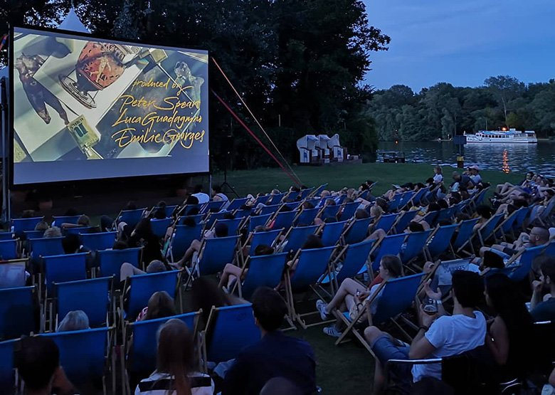 Europe's Best Local Open-Air Cinemas for Summer 2021