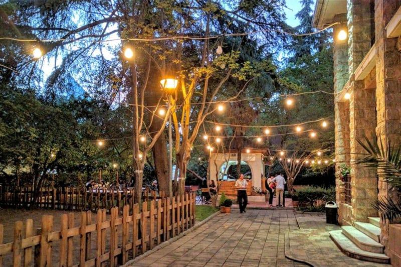Lincoln Garden Cafe Tirana (by Lincoln Garden Cafe)