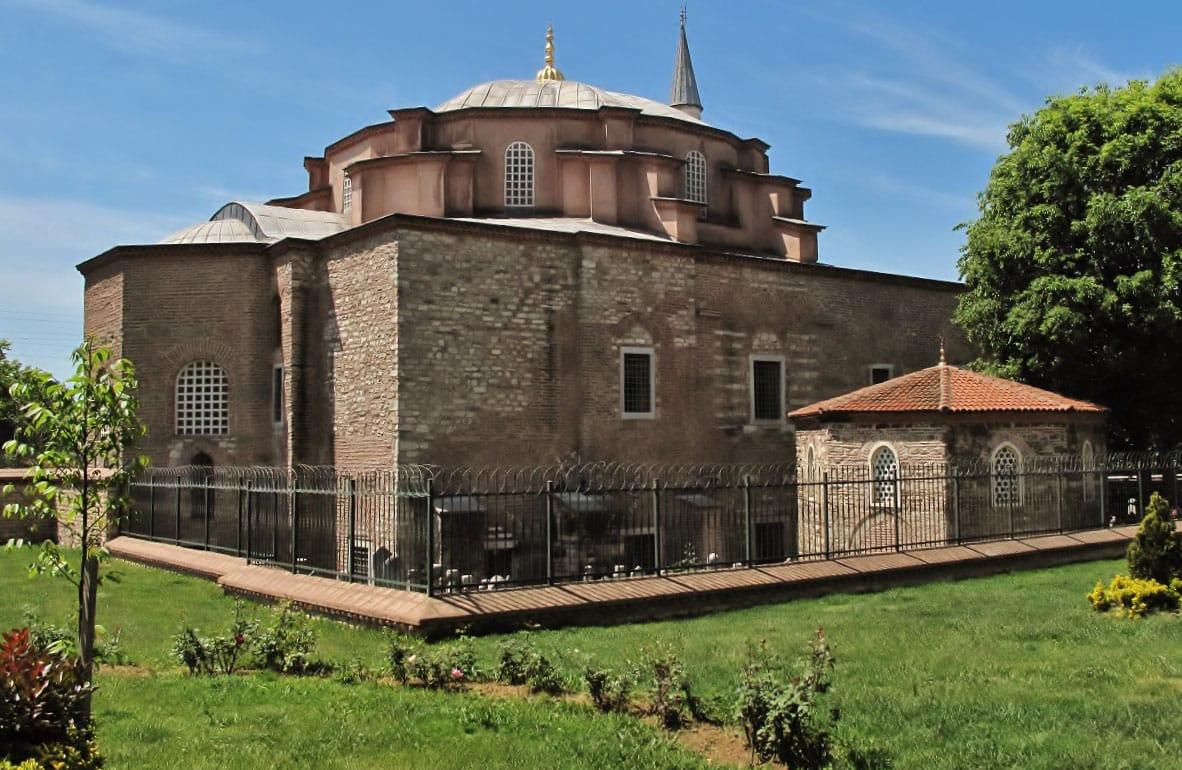 Little Hagia Sofia Mosque - by Zekeriya S. Sen