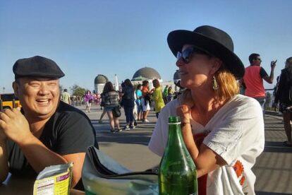 Los Angeles Spotters meeting 2