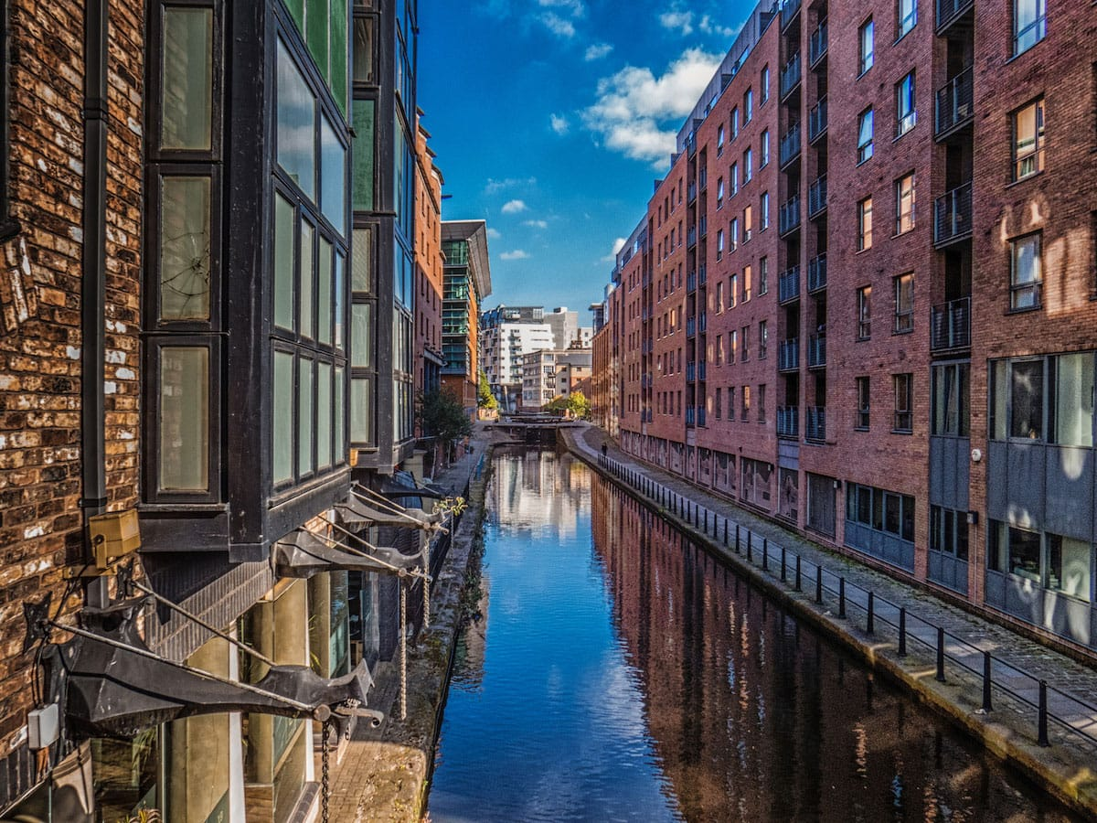 Manchester Canals - by Phil Fiddyment