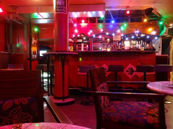 Meyer's Bar - by Allan Hverman