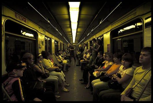 Moscow metro (by Andrew Kuznetsov)
