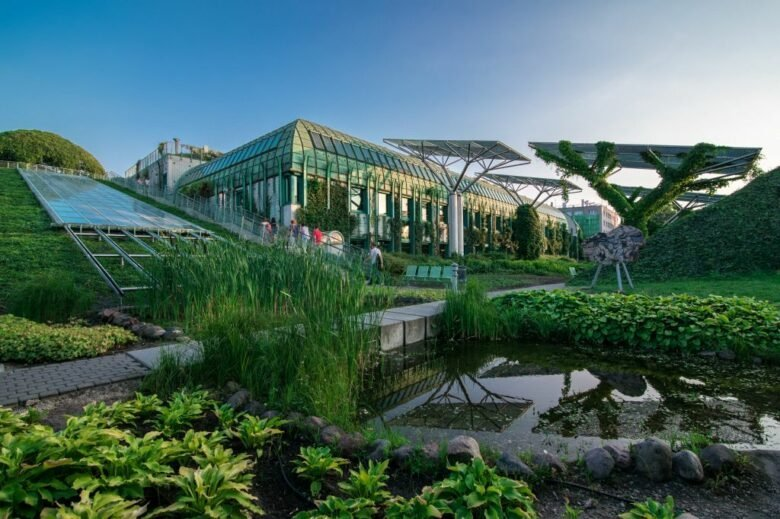 10 of the Nicest Urban Botanical Gardens Worldwide