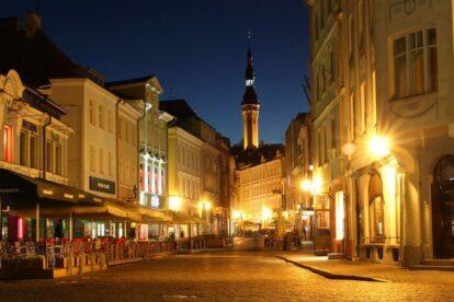 Old Town Tallinn - by Mark Litwintschik