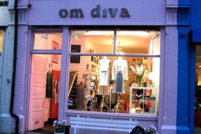 Om Diva Boutique (by Jess Lacey)