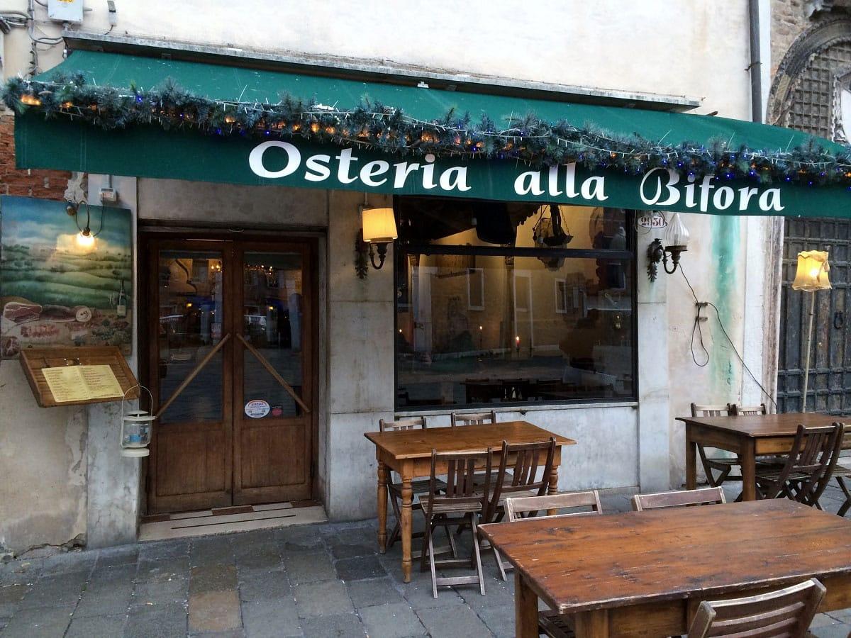 Osteria Alla Bifora - by Stacy Gibboni