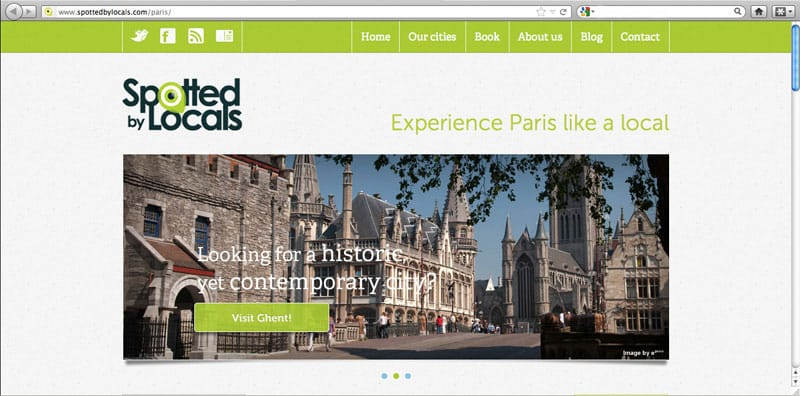 Ghent ad
