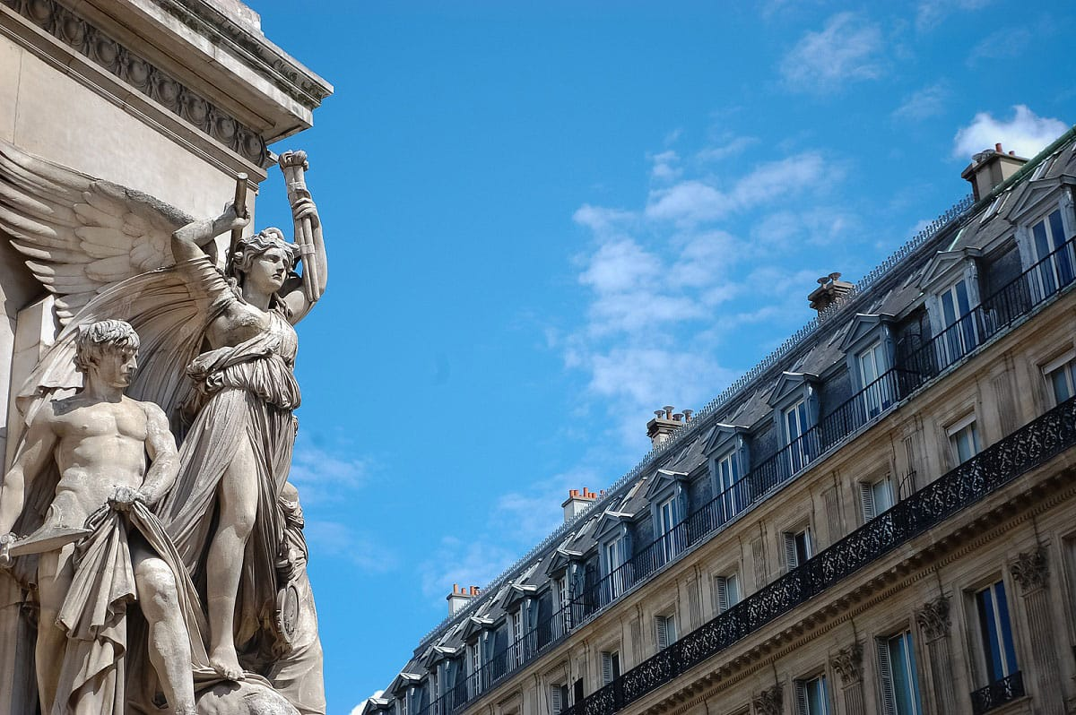 Paris details XXIII - by Emilio Soler