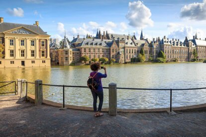 The Hague in a day: combine culture and coast
