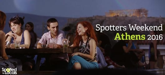 Spotters Weekend 2016 in Athens!