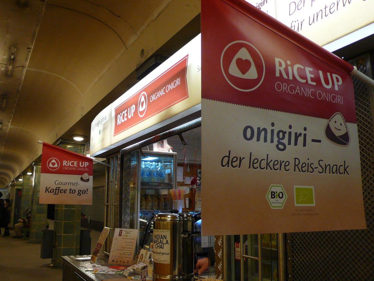 Rice Up - by Sharon Mertins