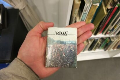 Riga guide book (by Bart van Poll)