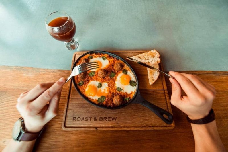 Roast & Brew (by Roast & Brew)