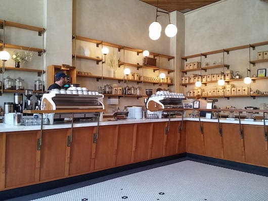 Sightglass coffee San Francisco