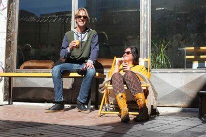 Meeting Spotters in Thessaloniki