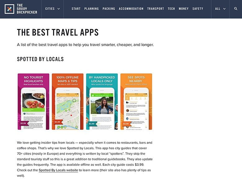 Nice recommendation of our app!