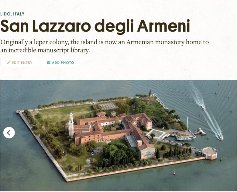 San Lazzaro degli Armeni