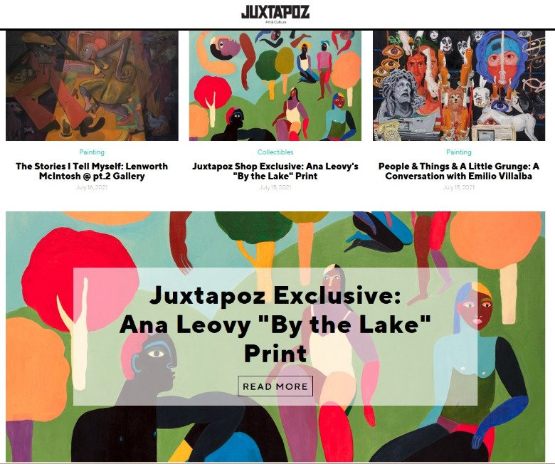 Blogs We Love: Juxtapoz