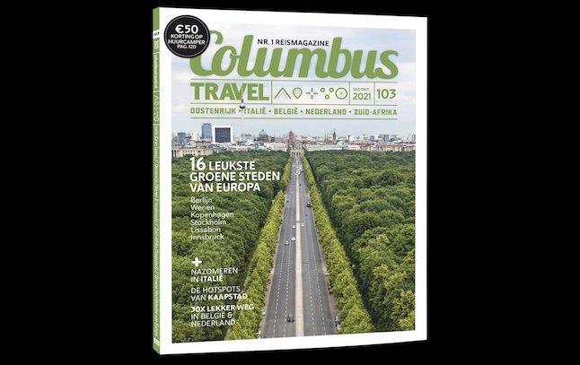 Working with Columbus Travel Magazine