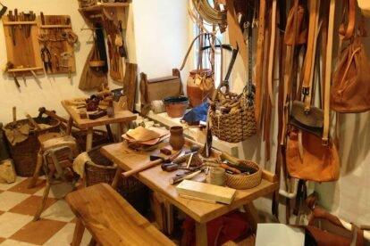The Old Crafts Workshop (by Radvilė Bieliauskienė)