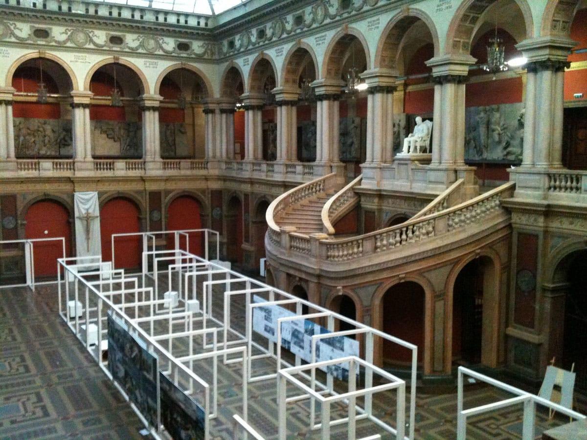 Sieglitz Museum - by Elena Kozlova