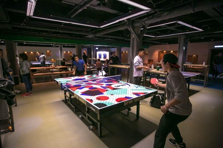 10 of the Coolest Ping Pong Bars in Europe & North America