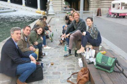 Meeting our Paris Spotters