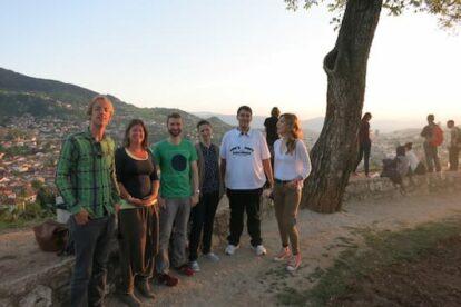 Spotters meeting Sarajevo