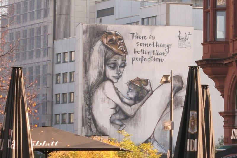 Street art in Frankfurt (by Alexandra Sepúlveda)
