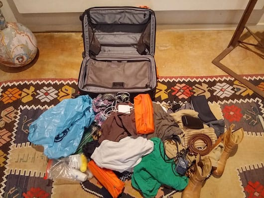 TUMI packing tips 2