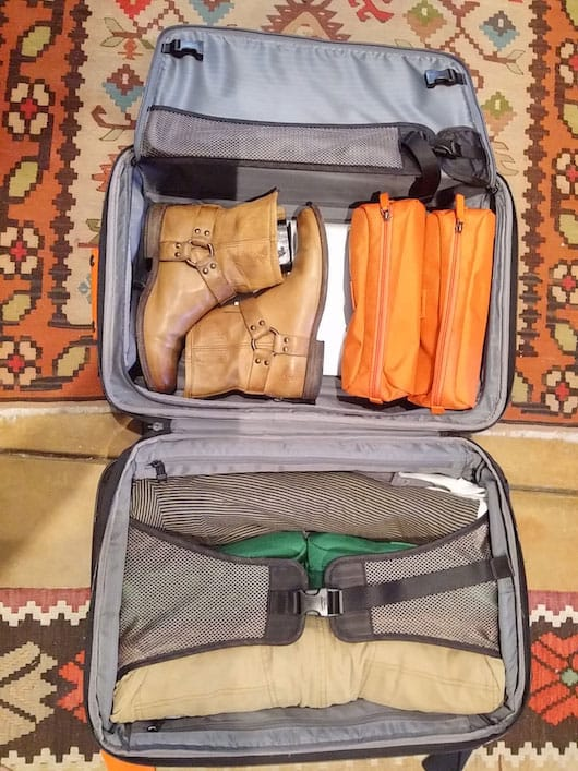 TUMI packing tips 5