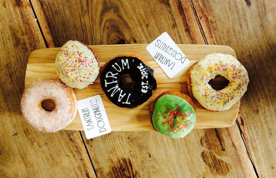 Tantrum Doughnuts - by Tantrum Doughnuts