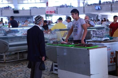 (Why) we want to start a city guide for Tashkent Uzbekistan!