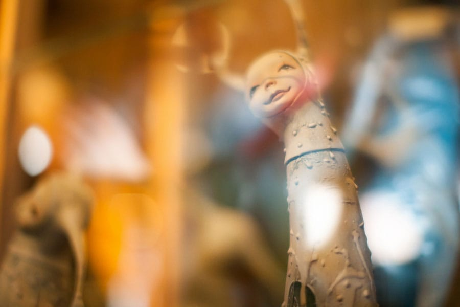 The Art Doll House - by Dmitri Korobtsov