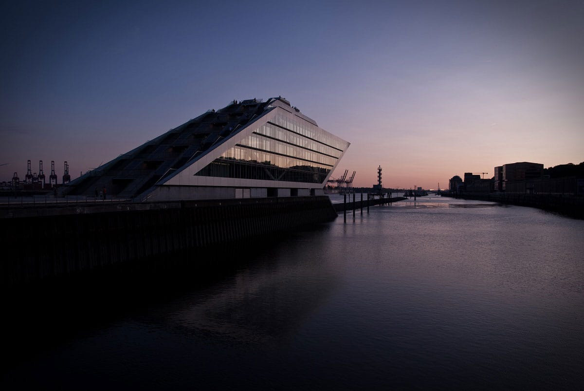 The Dockland - by Dirk
