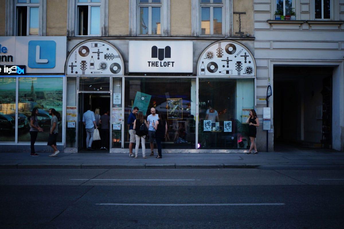 The Loft Vienna (by Julia Heiligenbrunner)