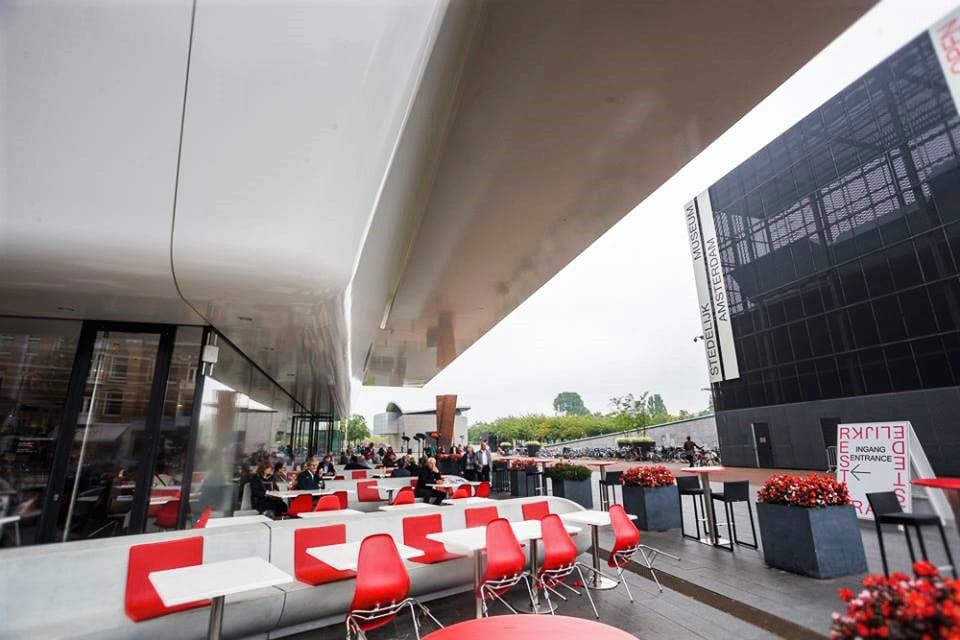 The Stedelijk Museum - by Kasper Vogelzang