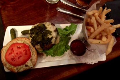 Thunder Burger Bar (by Megan Crain)